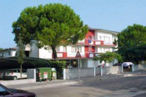 Apartmány Massimo Bibione